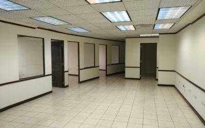 Renta de oficina tabicada, Zona 10