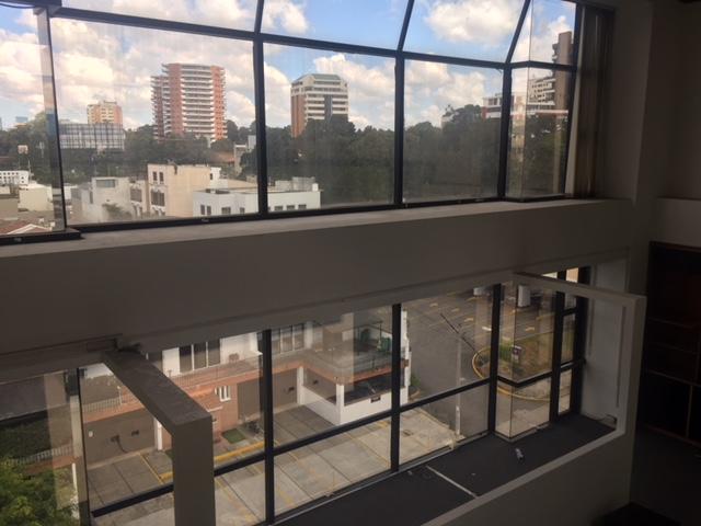 Renta de edificio de 7 niveles, Zona 13