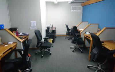 Renta de casa para oficinas, Zona 10