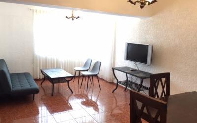 Renta de apartamento amueblado en excelente ubicación, Zona 13