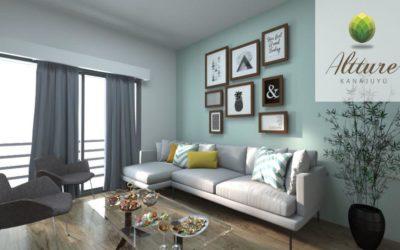 Venta de apartamentos en planos, Kanajuyu, Zona 16