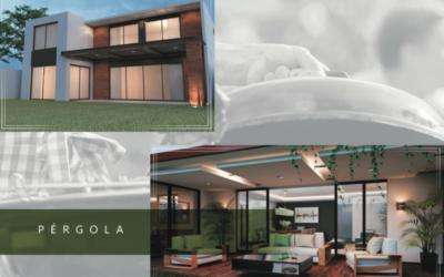 Venta de casa nueva en Jardines de San Isidro, Zona 16