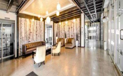 Apartamento de dos niveles, amplio y moderno, Zona 14
