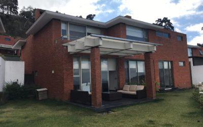Casa en renta en condominio exclusiva de CES