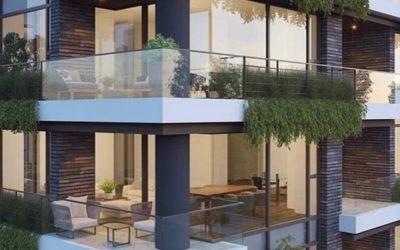 Apartamento de lujo con jardín privado. Vista Hermosa, Zona 15