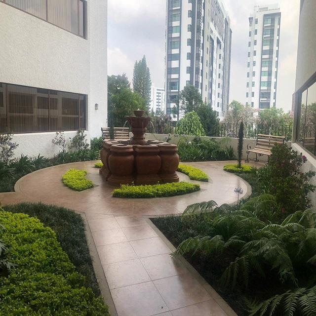 Renta de apartamento de 180 mt2, Vista Hermosa, Zona 15
