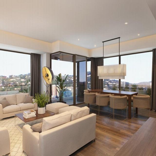 Renta de moderno y exclusivo apartamento en Zona 15