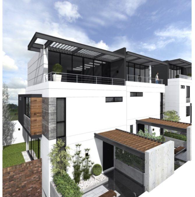 Venta de 5 modernas casas en planos, Vista Hermosa I Zona 15