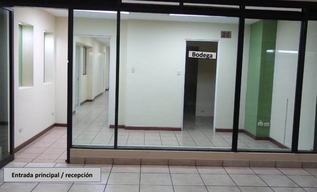 Renta de oficina en Zona 14
