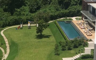 Acantos de Cayalá, apartamento amueblado, moderno y con entorno verde.
