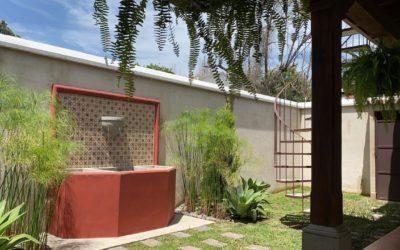 Casa de un nivel en San Pedro Las Huertas, Sacatepéquez