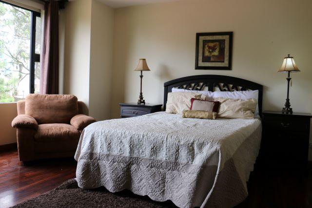 Apartamento amueblado de una habitación, Zona 14